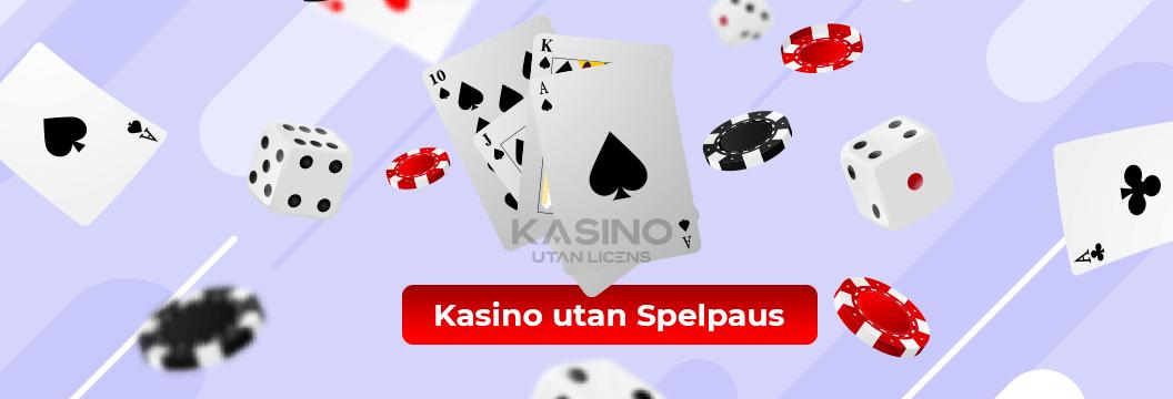 Kasino utan Spelpaus banner